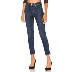 Agolde Sophie High Rise skinny 25 in EUC